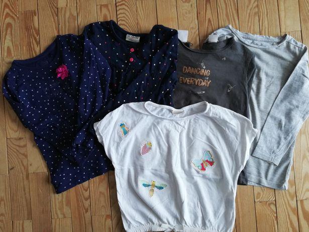 Bluzeczki dziecięce 110