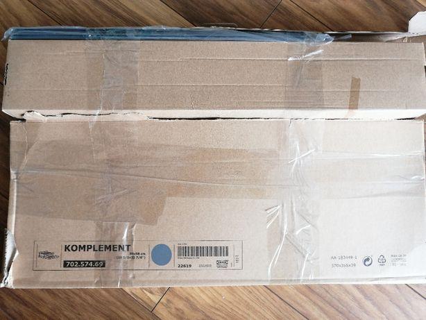 Wysuwana półka na buty IKEA Komplement 50x58