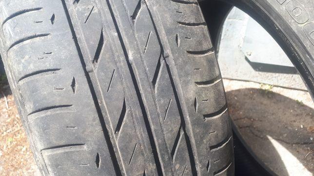 ПАРА 350 грн летние шины 215/60 R17 Bridgestone Ecopia EP100