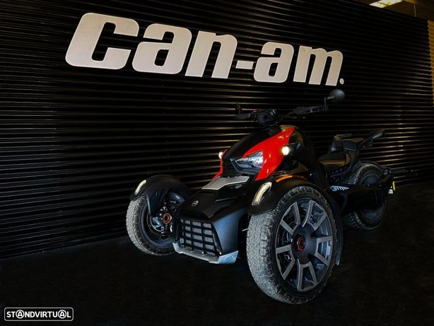 Bombardier CAN AM Ryker 900 Rally Edition