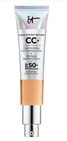 Продам тональный крем IT COSMETICS Your Skin But Better CC+ SPF 50