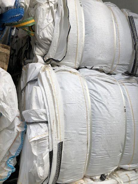 mocne worki big bag BIGBAGI uzywane i nowe z lejami 92/96/76 cm