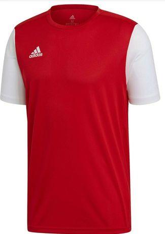 Koszulka męska ADIDAS ESTRO 19 DP3230 czerwono-biała, rozmiar L