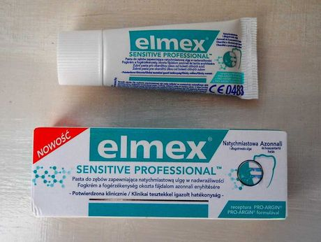 Pasta wybielająca ELMEX Nowa