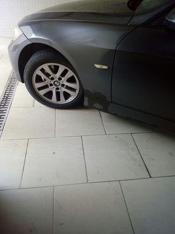 """Jantes BMW 16"""" em bom estado."""