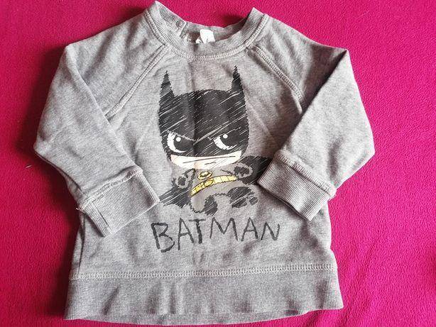 SUPER bluza Batman H&M r. 86