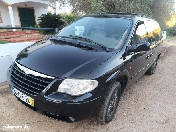 Chrysler Grand Voyager 2.8 CRD ATX LX Stow Go