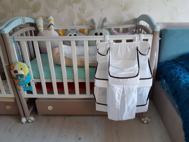 Органайзер карман на детскую кроватку