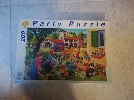 Party Puzzle de 200 peças