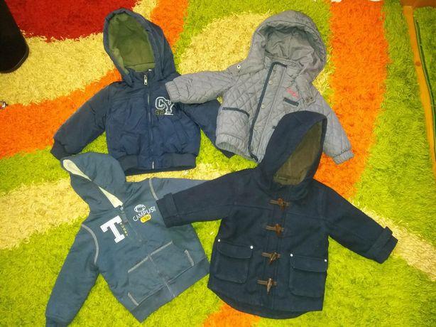 Дитячі речі, куртки, спортивні костюми