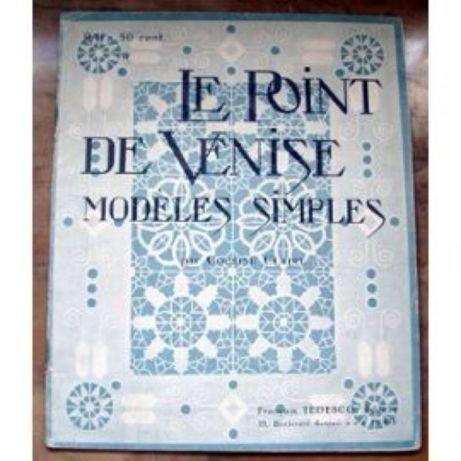 Revista francesa - O Ponto de Veneza