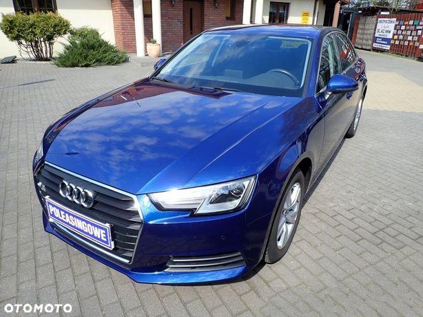 Audi A4 2.0TDI TYLKO 65tys.km,BiXenon,LED,Chrom,Rolety,SalonPL,1wł.VAT23%