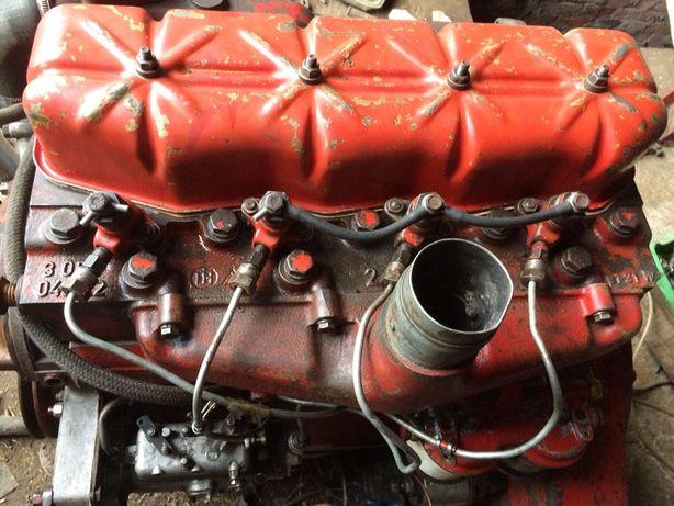 Двигатель International 321 (Інтернаціонал) case 236, запч.до комбайна