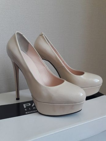 Туфли Paoletti на высоком каблуке