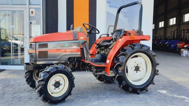 Mitsubishi MTR 250,Mini traktorek, sadowniczy, ogrodniczy JAPAN TRAK