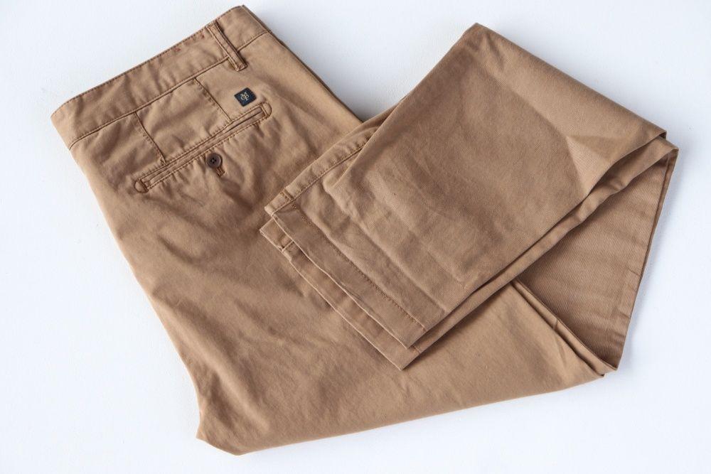 Spodnie męskie chinosy Marc O'Polo #Vernik W36 L34. Idealny stan Węgierska Górka - image 1