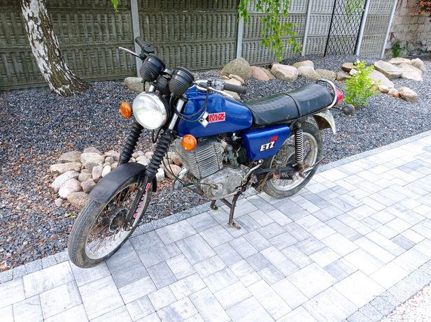 Rezerwacja - Motocykl MZ ETZ 250
