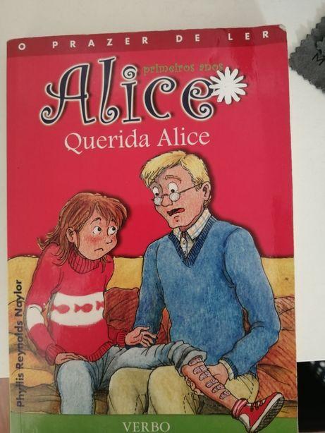 Alice, querida Alice