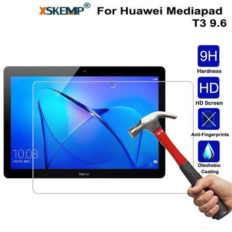 vidro temperado 9H Huawei Mediapad T3 ou tablet 10 polegadas