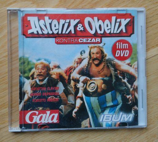 DVD Asterix i Obelix kontra cezar