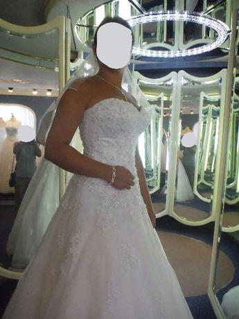 Suknia Ślubna Sincerity Bridal model 3771