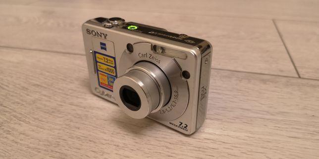 Фотоаппарат Sony Cyber-shot DSC-W70