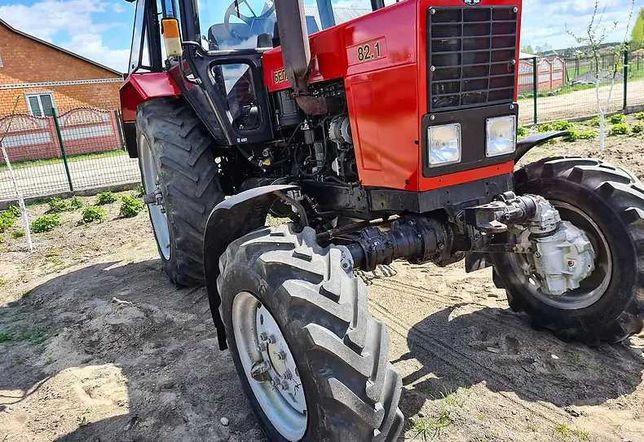 Отличный трактор мтз 82.1