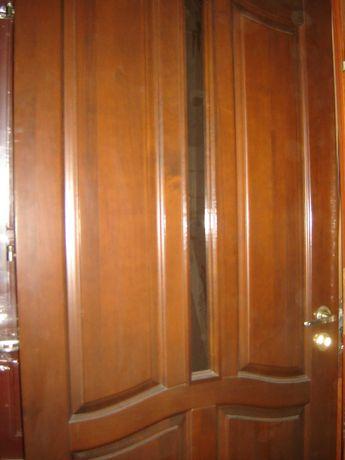 drzwi drewniane zewn.