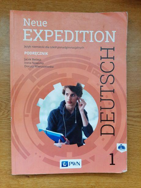 Neue Expedition Deutsch j.niemiecki