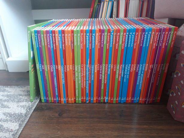 """Książki dla dzieci serii """"wesoła farma"""""""