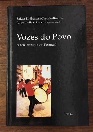 vozes do povo, a folclorização em portugal, jorge freitas branco