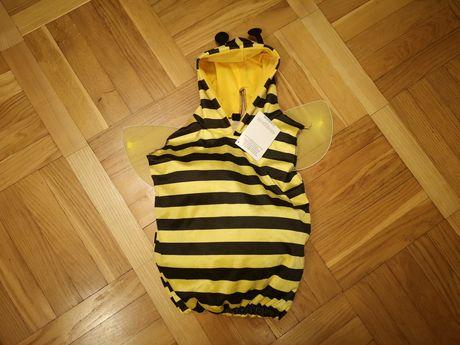 Strój pszczółki, pszczółka, pszczoła roz.3-5 lat (98-110cm)