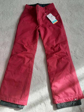 Spodnie narciarskie Roxy r. 140