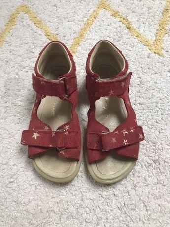 Skórzane sandały Mrugała rozmiar 29 Rubby Stars