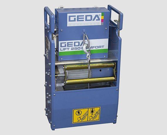 Wciągarka drabinowa pochyła GEDA Lift 250 Comfort