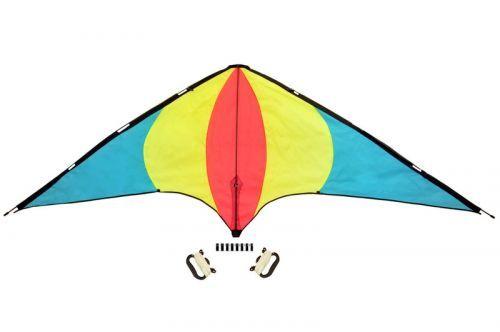 Воздушный змей Toysi Яркий 153см
