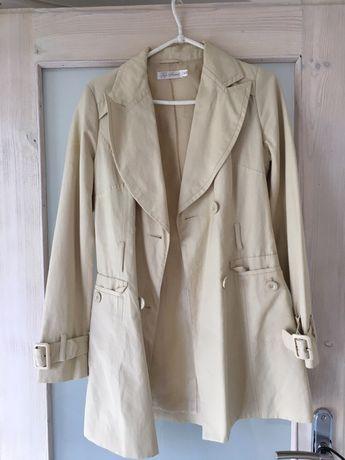 Płaszcz beżowy Top Secret XS