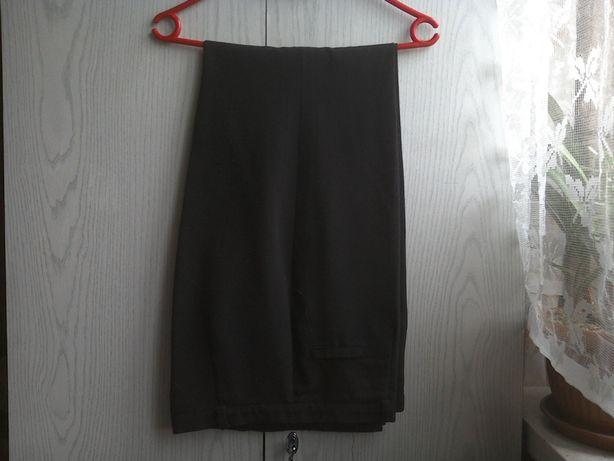 czarne eleganckie spodnie XL / XXL