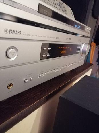 Japoński amplituner Yamaha kino,stereo ,dvd,CD,