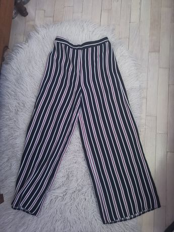 New look nowe spodnie w paski