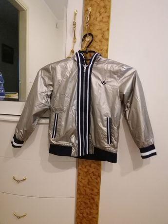 Куртка бренд Mayoral Испания серебро оригинал