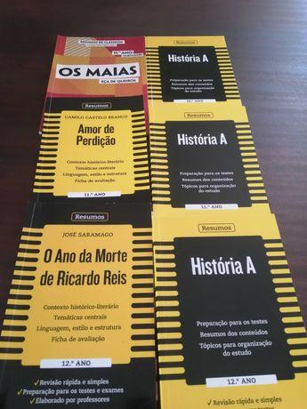 Livros de Resumos