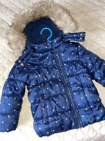 Куртка демисезонная 98
