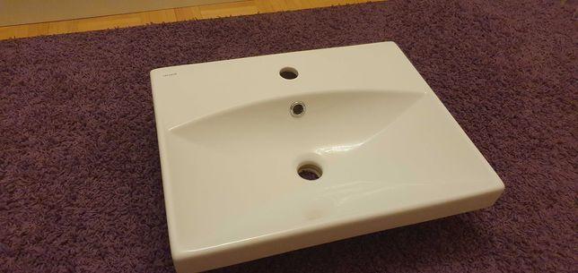 CERSANIT CITY - umywalka meblowa 50 cm BIAŁY