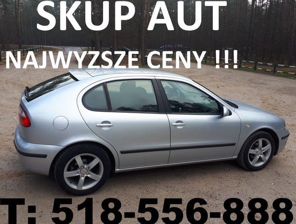 Skup Aut / Kasacja - Szydłowiec /Wierzbica Kupimy każde auto !