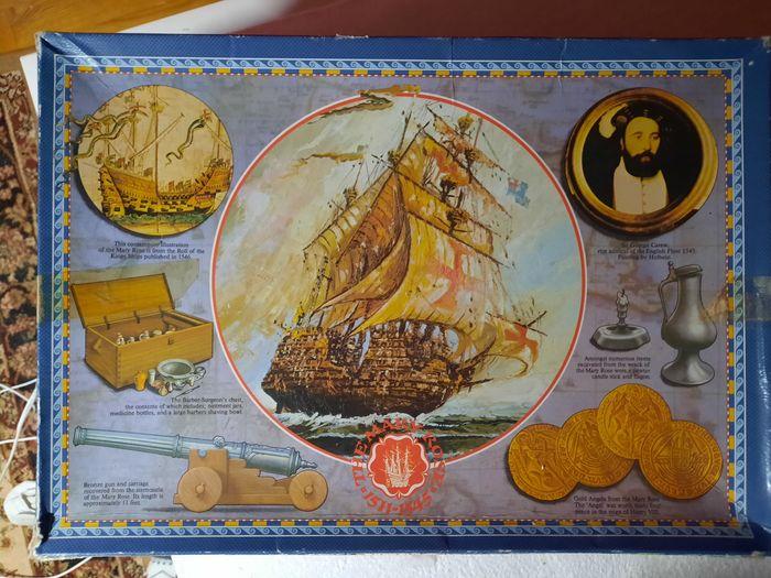 Puzzle mapa statek Rzeszów - image 1