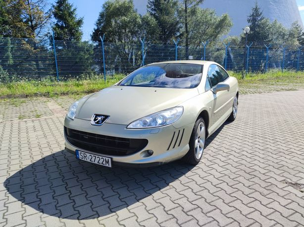 Peugeot 407 Coupe 2.2