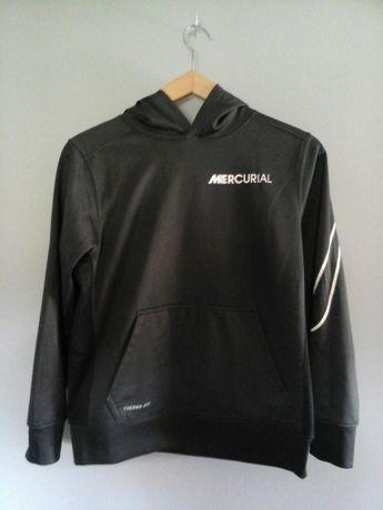 Nike Mercurial therma fit bluza L jak nowa z kapturem bez wad 12 13lat