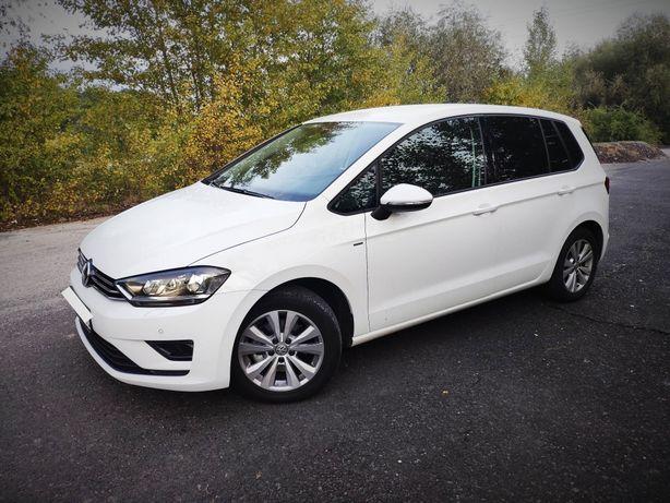 Volkswagen Golf Sportsvan Comfortline 1.4 TSI 125 KM salon Polska