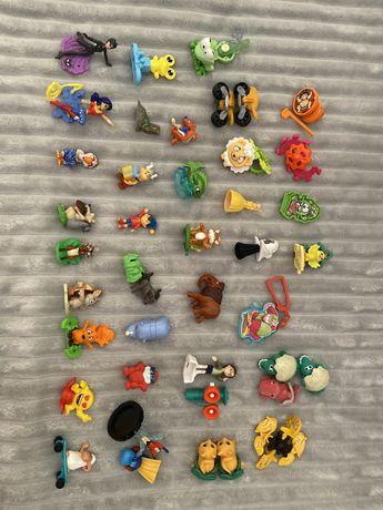 Brinquedos variados Kinder Surpresa